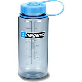 Nalgene Everyday Wide Neck Drinking Bottle 500ml, grey